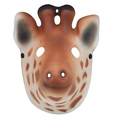 Máscaras de Dia das Bruxas Máscara de Animal Veado Terror PVC Peças Unisexo Adulto Dom