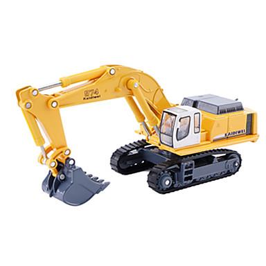 KDW Escavadeiras Lutador Caminhões & Veículos de Construção Civil Carros de Brinquedo Carrinhos de Fricção Metalic Unisexo Crianças