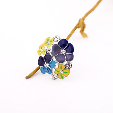 Dámské Prsten příroda Přizpůsobeno minimalistický styl Slitina Šperky Pro Párty Narozeniny Večírek