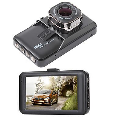 Y1 1080p سائق سيارة 170 درجة زاوية واسعة 3 بوصة داش كام مع كشف الحركة مسجل السيارة
