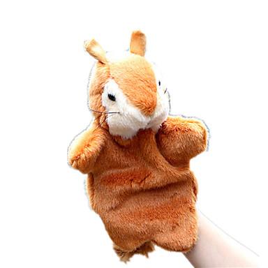 Bonecas Brinquedos Esquilo Tecido Felpudo Crianças Peças