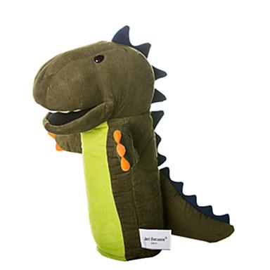 Fantoches Fantoche Pelúcias Brinquedos Dinossauro Animal Fofinho Adorável Felpudo Tactel Crianças Peças