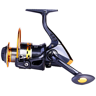 Fishing Reel Spinning Reel 5.5:1 Gear Ratio+8 Ball Bearings Hand Orientation Exchangable Sea Fishing Bait Casting Spinning Freshwater