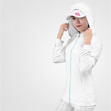 Damen Langarm Golf Trainingsanzug Anti - UV - Beschichtung Golfspiel