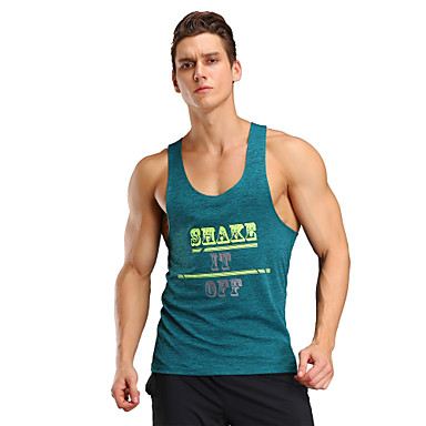 Regata para Academia Malha Íntima Blusas para Exercício e Atividade Física Corridas Esportes Relaxantes Corrida Poliéster Terylene