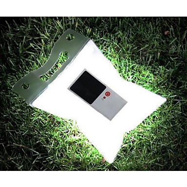 1W LED solární světla Nafukovací / Snadnépřenášení Chladná bílá Venkovní osvětlení / Outdoor a turistika