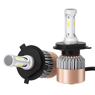 H4 سيارة لمبات الضوء 36 W Integrated LED 3600 lm LED مصباح الرأس من أجل