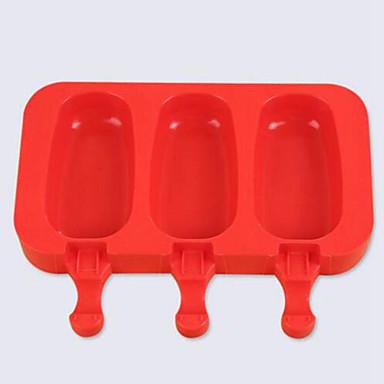 Utensílios de cozinha silica Gel Mold DIY para biscoito 1pç