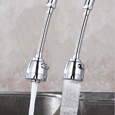 Faucet accessory - Superior Quality - Contemporary Zinc Alloy Extended Filter - Finish - Chrome