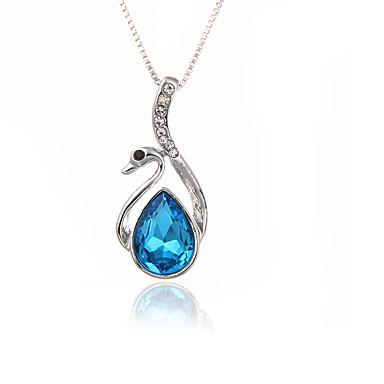 Dámské Náhrdelníky s přívěšky Šperky Šperky Křišťál Štras Slitina Módní Euramerican Šperky Pro Párty Zvláštní příležitosti