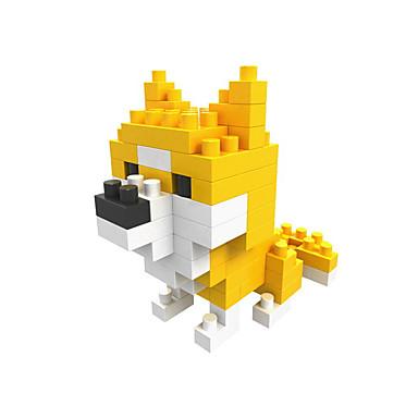 Stavební bloky Hračky Psi Plastický Dětské Pieces