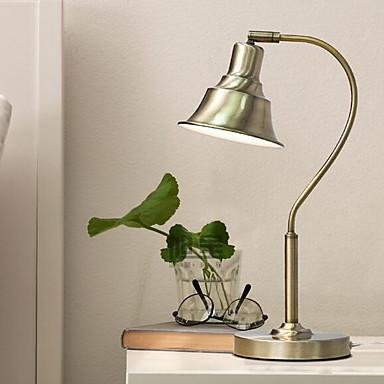 40 Starožitný Stolní lampa , vlastnost pro s Galvanicky potažený Použití Vypínač on/off Vypínač