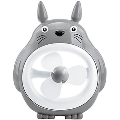 Ventilátor chlazení vzduchu Ruční design Cool a osvěžující Lehké a pohodlné Klid a ztlumení USB
