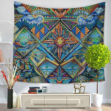 Wand-Dekor 100% Polyester Modern Wandkunst, Wandteppiche von 1