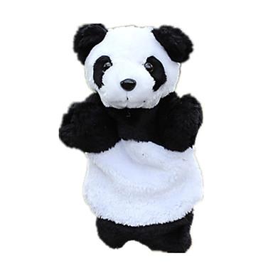 Bonecas Brinquedos Panda Animal Tecido Felpudo Crianças Peças