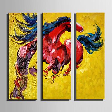 Grafika Zvířata Moderní Tři panely