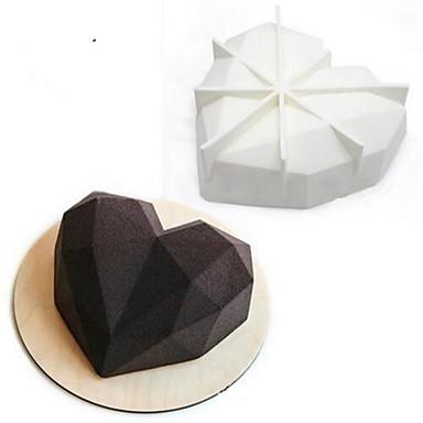 أدوات خبز سيليكون غير لاصقة / عطلة / 3D كعكة / الشوكولاتي الخبز العفن 1PC