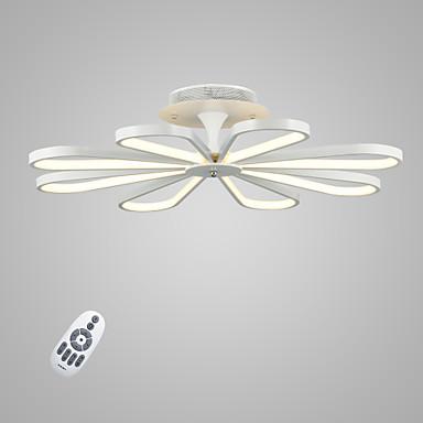 Montagem do Fluxo ,  Moderno/Contemporâneo Pintura Característica for Estilo Mini LED MetalSala de Estar Quarto Cozinha Sala de Jantar
