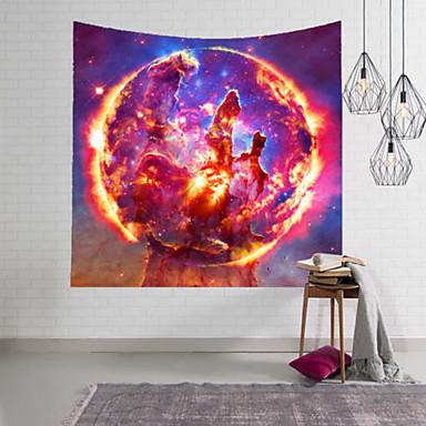 Wall Decor 100% polyester Abstraktní Wall Art,1