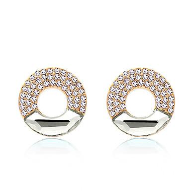 Dámské Náušnice Šperky Módní Přizpůsobeno Euramerican Slitina Šperky Šperky Pro Svatební Párty