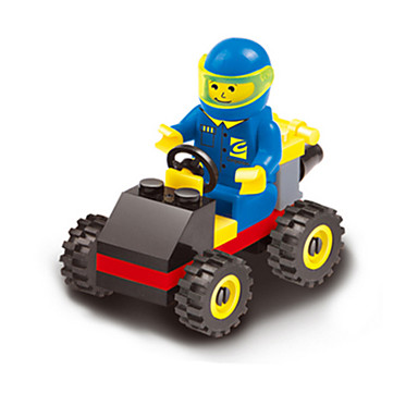 Carros de Brinquedo Blocos de Construir Bonecos em Blocos de Montar pçs Outros Tanque Carro de Corrida Faça Você Mesmo Criativo Carro de