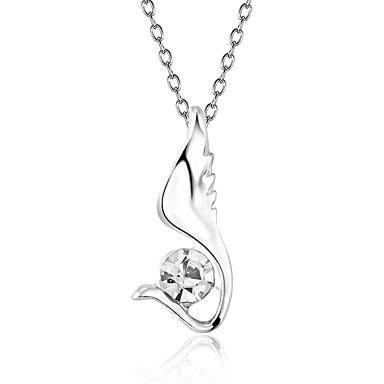 Dámské Náhrdelníky s přívěšky Šperky Šperky Křišťál Slitina Módní Euramerican Šperky Pro Párty Zvláštní příležitosti