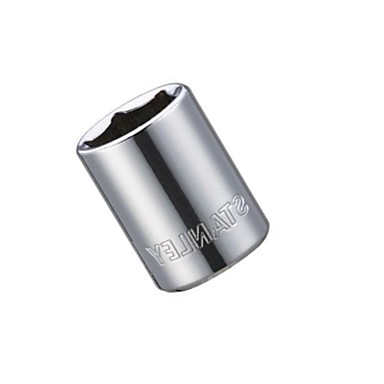 Stanley 10mm Serie metrisch 6 Winkel Standard Hülse 22mm / a