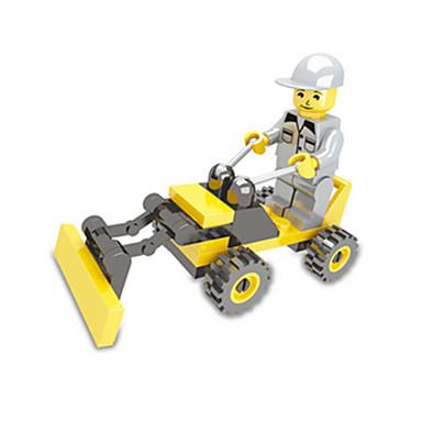 Leluautot Rakennuspalikat Minifiguurit kpl Muuta Panssarivaunu Fun & Whimsical Poikien Unisex Lelut Lahja