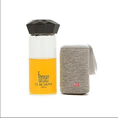 Lässig/Alltäglich Urlaub Trinkbecher, 300 Glas Kunststoff Tee Saft Glas Becher