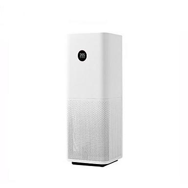 purificador de aire original xiaomi pro oled pantalla sensor láser de partículas de 500m3 / h cadr para 60m3-cn plug