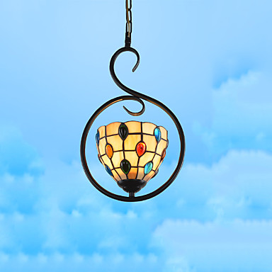 Venkovský styl LED Závěsná světla Světlo nahoru Pro Obývací pokoj Ložnice Jídelna studovna či kancelář Chodba teplá bílá 220 v 110 v