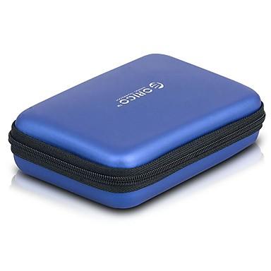 Orico-phb-25 2,5-Zoll-Festplatte Schutzpaket staubdicht Schock blau
