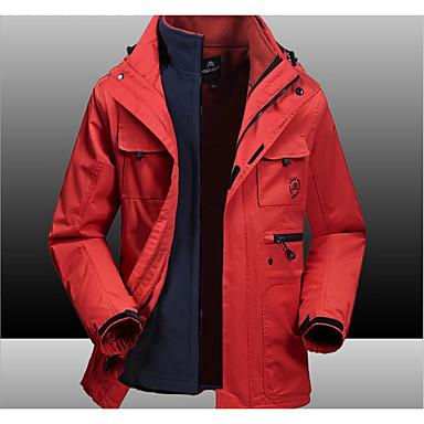 Pánské Bundy 3 v 1 Sukně Spodní část oděvu pro Outdoor a turistika Jaro Zima Podzim M L XL XXL XXXL