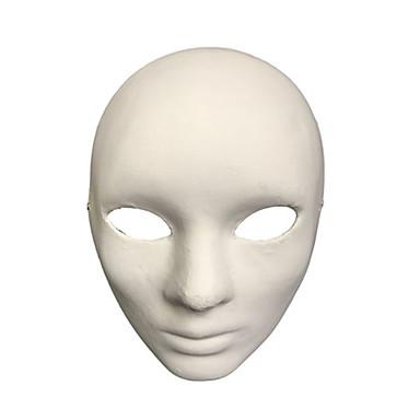 Halloween-Masken Urlaubszubehör Spielzeuge Kreisförmig Harz Zum Gruseln Stücke Geschenk