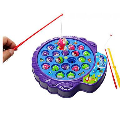 Brinquedos de pesca Elétrico / Legal / Clássico Clássico Para Meninos Dom