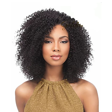 Braiding Hair Jerry Curl Curly Braids 100% kanekalon hair / Kanekalon 10 roots / pack Hair Braids / There are 10 roots per pack. Normally five to six packs are enough for a full head.