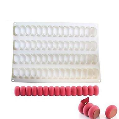 أدوات خبز السيليكون كعكة / الشوكولاتي / لالآيس كريم الخبز العفن 1PC