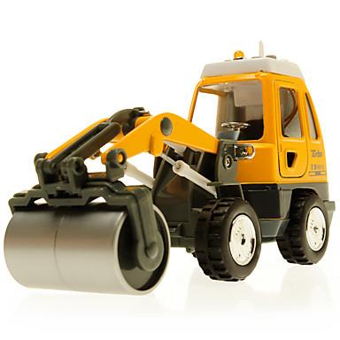 Compactadores Caminhões & Veículos de Construção Civil Carros de Brinquedo Liga Crianças Brinquedos Dom