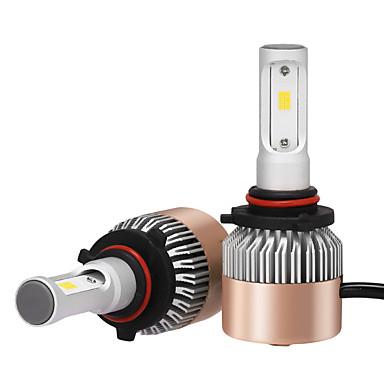 2pcs 9005 Carro Lâmpadas 36W W LED Integrado 3600lm lm LED Lâmpada de Farol