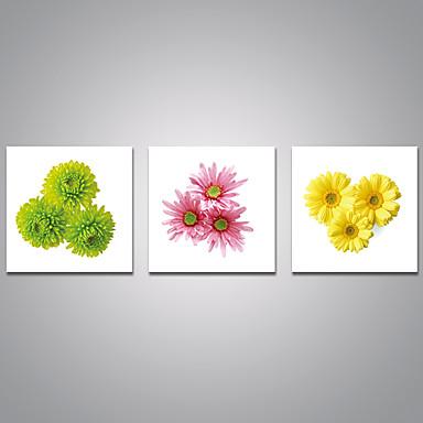 Reprodukce maleb na plátně Moderní,Tři panely Plátno Horizontální Grafika Wall Decor For Home dekorace