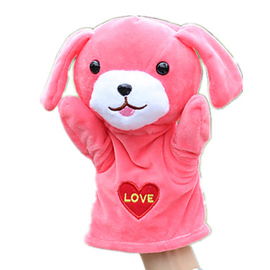 Puppets Hand Puppet Dog Cute Lovely Tactel Plush Kid's Girls' Toy Gift