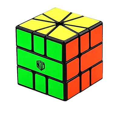 Rubikin kuutio QI YI Square-1 Tasainen nopeus Cube Rubikin kuutio Puzzle Cube Sileä tarra kilpailu Neliö Lahja Unisex