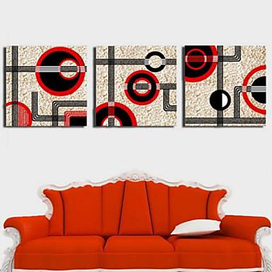 Kunstdrucke Abstrakt Modern,Drei Paneele Horizontal Druck Wand Dekoration For Haus Dekoration