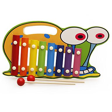 hesapli Oyuncaklar ve Oyunlar-Ksilofon Legolar Oyuncak Bebek Aksesuarları Eğlence Ahşap Çocuklar için Genç Erkek Oyuncaklar Hediye