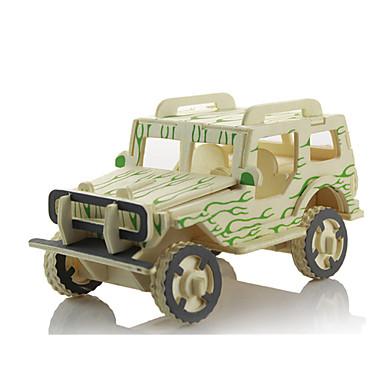 3D - Puzzle Holzpuzzle Holzmodelle 3D Heimwerken Holz