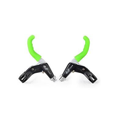 billige Sykkeltilbehør-Silikongrep til bremsehåndtak Vanntett Anti-Skli Bekvem Universell Vern Til Vei Sykkel Fjellsykkel Sykling Silikon Grønn Blå Rosa