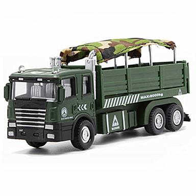 Veículo Militar Tanque Caminhões & Veículos de Construção Civil Carros de Brinquedo Modelo de Automóvel Música e luz Liga de Metal Unisexo
