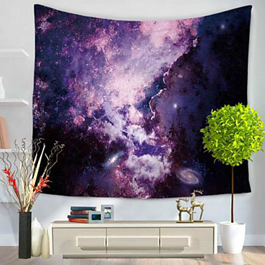 Wall Decor 100% Polyester Modern Wall Art, Wall Tapestries of 1