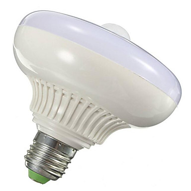 12W 1000-1200 lm E26/E27 Smart LED Glühlampen T120 12 Leds SMD 5630 Infrarot-Sensor Lichtsteuerung Menschlicher Körper Sensor Warmes Weiß
