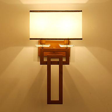 Módní a moderní Stěnové lampy Pro Kov nástěnné svítidlo 110-120V 220-240V 40W
